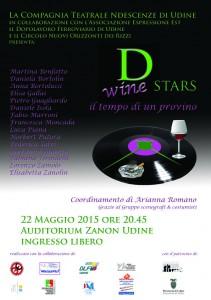 D wine Stars
