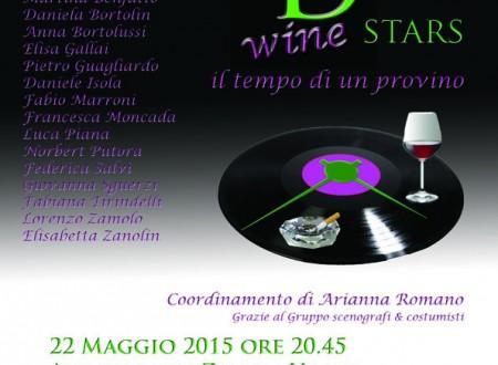 D wine Stars – il tempo di un provino