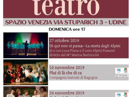 La storia degli Alpini a teatro