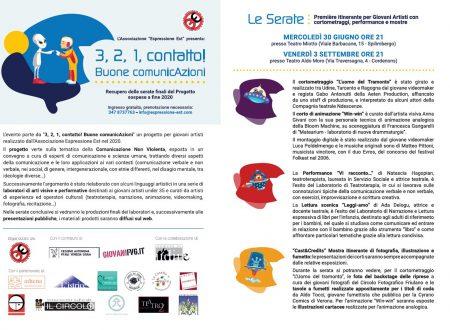 Première itinerante per giovani artisti