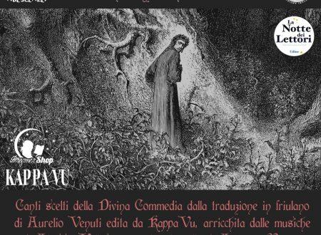 Due omaggi a Dante declinati in diverse arti