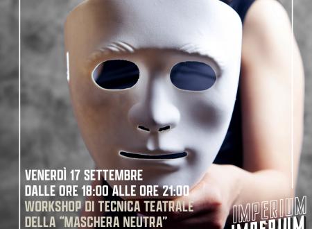 Workshop di Maschera Neutra
